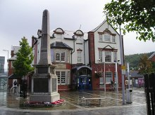 Pontardawe, Arts Centre, Glamorgan © Chris Andrews